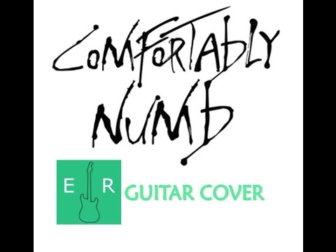 Comfortably Numb Second Guitar Solo Tab - Pink Floyd - Free Guitar Tabs