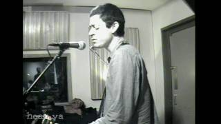 "A.A. Bondy - ""Slow Parade"" - HearYa Live Session 11/21/09"
