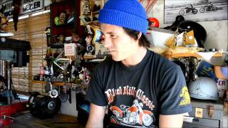 One Afternoon Whit Scotty Stopnik CYCLE ZOMBIES.by MAD MOTORCYCLES (part 1)wmv