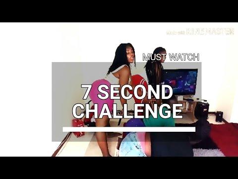 GIRLS TWERK-7 SECONDS CHALLENGE\kenyan youtuber