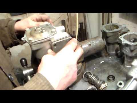 Разборка сборка рулевого редуктора ВАЗ.Dismantling the steering gear assembly of VAZ.
