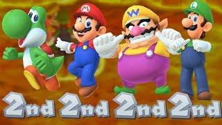 Mario Party 10 - All Goofy Minigames