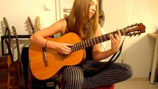 Deep Purple- Holy Man (Covered By Fran)