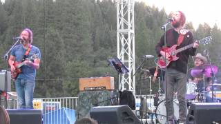 Chris Robinson Brotherhood High Sierra Music Festival 2014 - About A Stranger