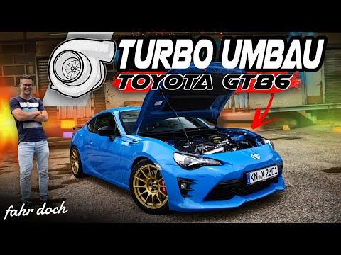 TOYOTA GT86 mit 320 PS von HK POWER | SO SOLLTE DAS SEIN! Turbo Umbau | JDM Tuning | Fahr doch