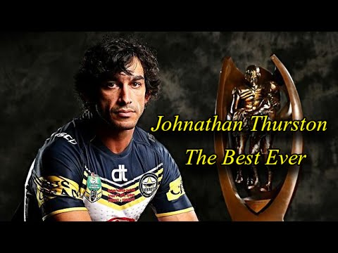 Johnathan Thurston - The Best Ever - My Time Is Now