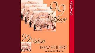 12 Valses Nobles D 969 Op. 77: No. 10 - F Major / F-Dur / Fa Majeur / Fa Maggiore
