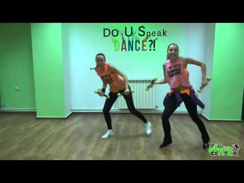 Policeman - Eva Simons Choreography - Zumba Toning | Total Dance Center