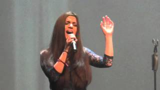 Nadine Beiler - The Secret Is Love (Eurovision Gala Night Luxembourg 2015)