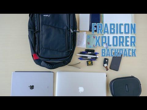 Mochila para portátil de hasta 15'' | Frabicon Xplorer Backpack