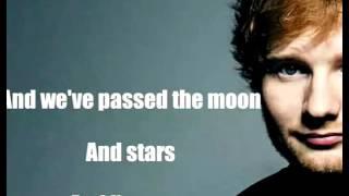 Ed Sheeran - Addicted Lyric