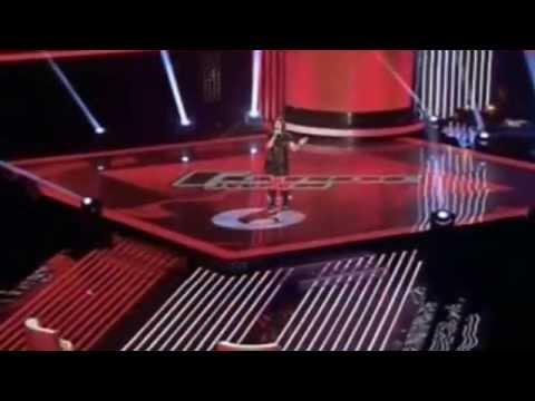 """Сабина Мустаева """"Путь"""" шоу Голос Дети 2 (2 выпуск 20.02.2015)"""