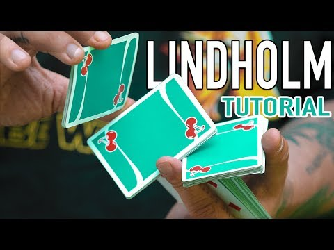 LINDHOLM - Tutorial (Card Flourish)