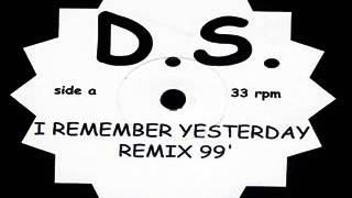Donna Summer - I Remember Yesterday [RmX'99][Untitled Mix 2]