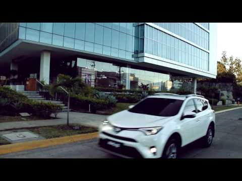 video RAV4 Híbrido Eléctrico