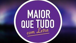 MAIOR QUE TUDO | CD JOVEM | MENOS UM
