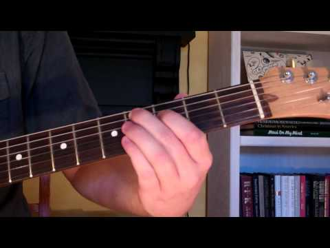 How To Play the C#9 Chord On Guitar (C sharp ninth) 9th