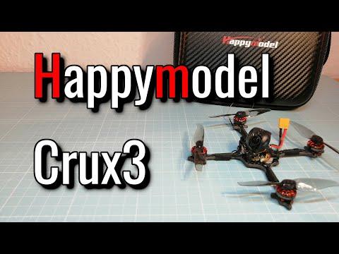 Happymodel Crux3 First Look