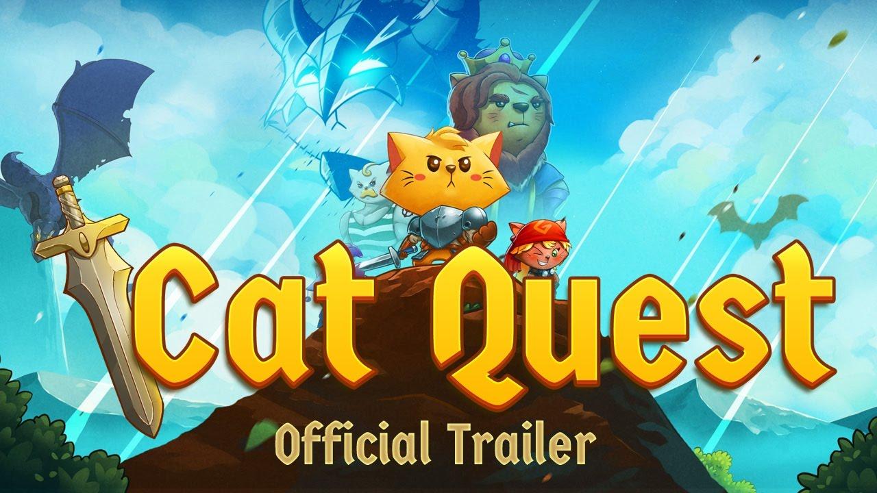 Trailer di Cat Quest