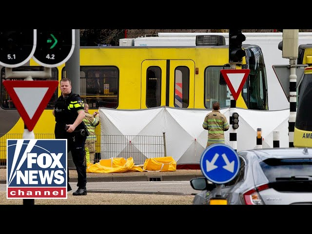 Netherlands tram shooting suspect arrested, police say