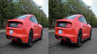 Катаемся на Ford Mustang - Смотреть в VR очках VR Video (Google Cardboard, Oculus Rift, VR Box 3D)