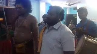 Oggu Madhu  At Mallanna  Pandhuga