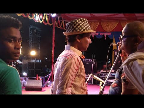 Zubeen Garg Playing Drums in Rongmon 2019 | Chamaria Satra | Multi India