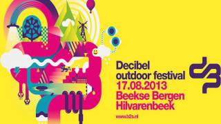 The DJ Producer @ Decibel 2013