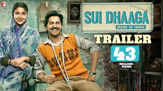 Sui Dhaaga  Made In India Trailer  Varun Dhawan