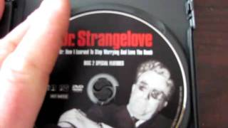 Quick Reviews: Dr. Strangelove and Antichrist