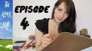 Art With Angel - ASMR Face / Portrait Sketching / Personal Attention EP4