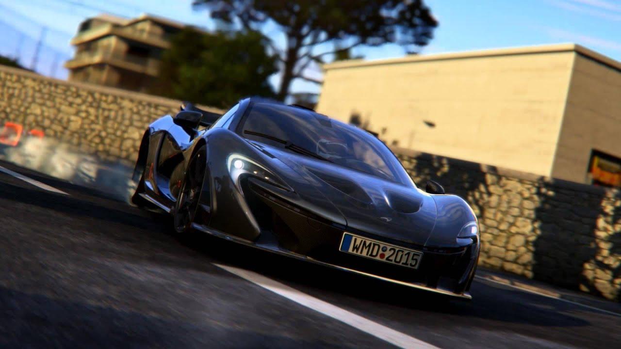 Обложка видео Релизный трейлер Project CARS