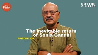 Sonia return reflects Congress reality: Non-dynasty chiefs purged, disgraced, humiliated in death