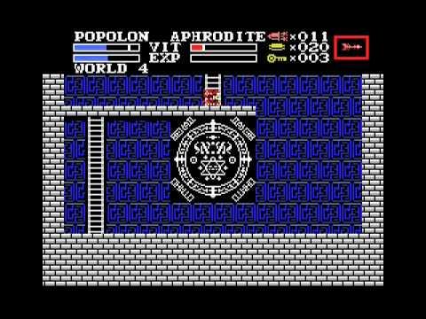 MSX Knightmare 2: The Maze of Galious (JPN) in 25:04.67 by zggzdydp & scrimpeh