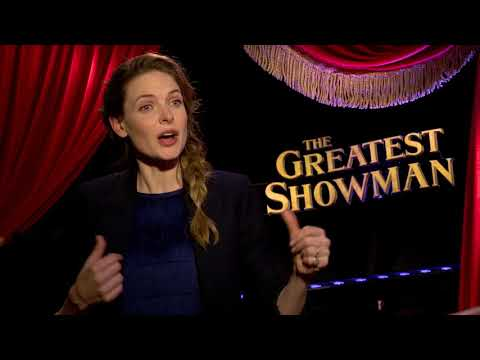 Rebecca Ferguson On Her Incredible Costumes In THE GREATEST SHOWMAN