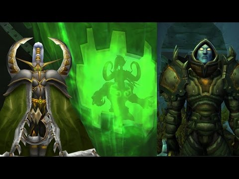 The Story of Val'Sharah, Hunt For Maiev & Illidan