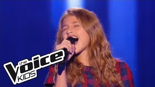 Carmen - Stromae | Lou | The Voice Kids 2016 | Blind Audition