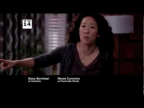 Grey's Anatomy 8.19 (Preview)