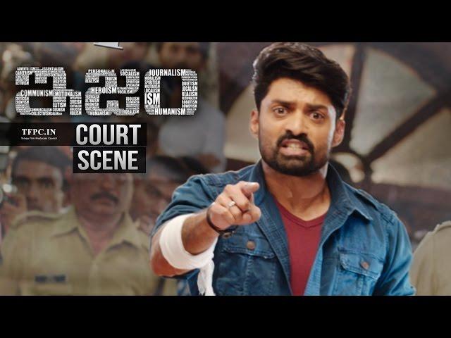 Kalyan Ram ISM Movie Superb Court Scene Dialogue   Puri Jagannadh