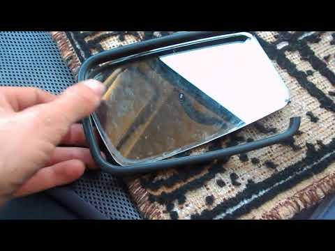 ремонт жиги дешева и сердито-как отремонтировать зеркало