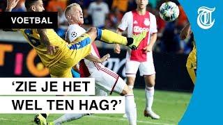 'Ajax straalt hele seizoen al niks uit'