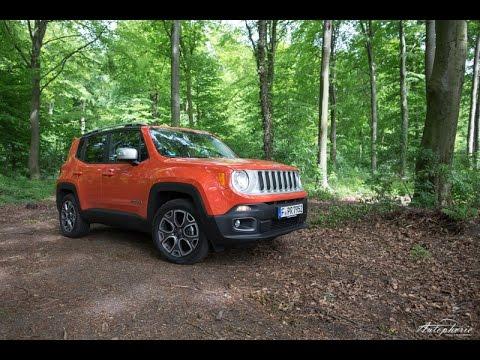 Testbericht: Jeep Renegade Limited 1.4 MultiAir