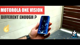 Motorola One Vision Review - Different Enough To Impress