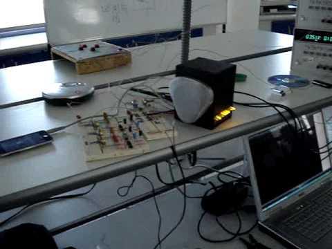Amplificador  tda2040