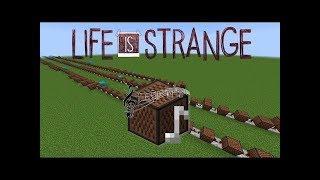 Minecraft  Life is Strange Препятствия с блоками Примечаний