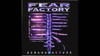 Fear Factory A Therapy for Pain Cover