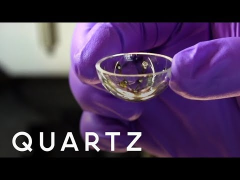 3D Printing a Bionic Eye to Help the Blind