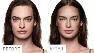 Contouring Tutorial For Rectangle Shaped Faces By Smashbox Cosmetics | Sephora