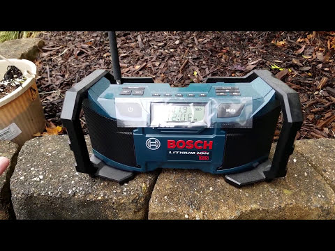 Bosch 18v Compact Radio (PB180)