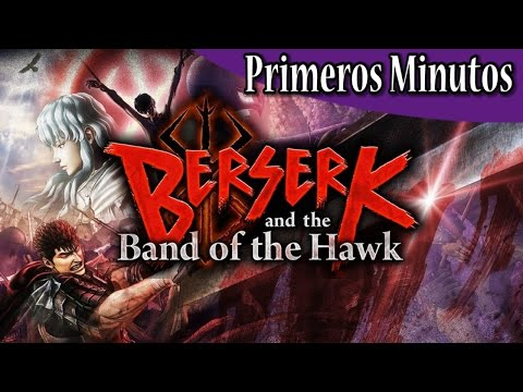 Gameplay de Berserk and the Band of the Hawk